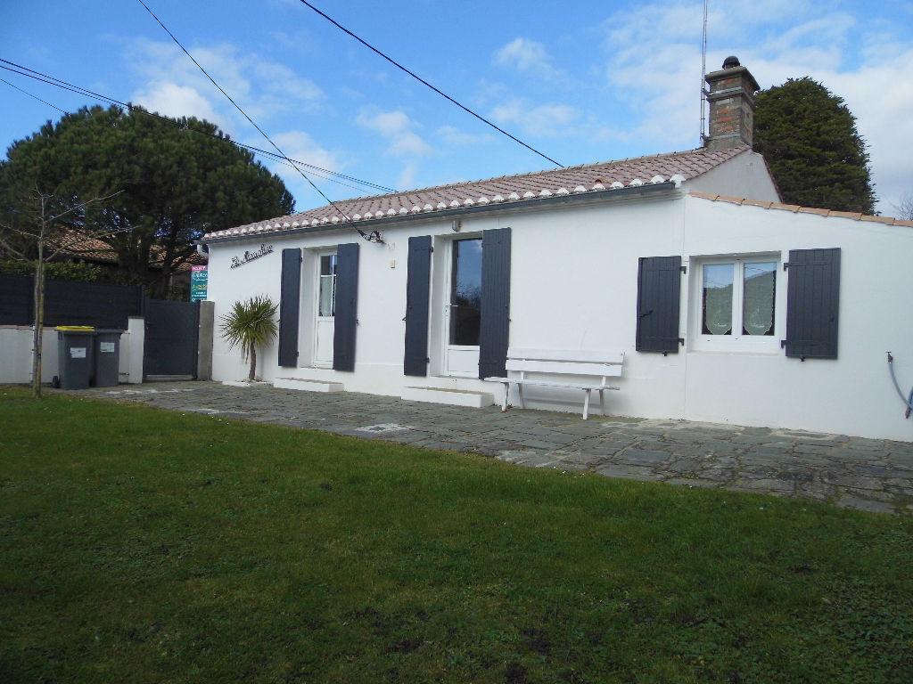 A vendre maison saint hilaire de riez 50 m l 39 adresse for Garage saint hilaire de riez