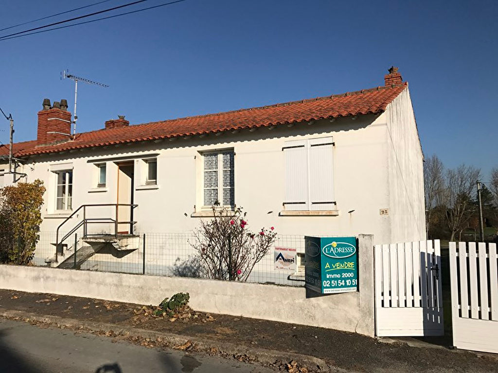 A vendre maison saint gilles croix de vie 82 m l 39 adresse immo 2000 - Garage saint gilles croix de vie ...