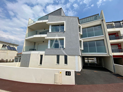 Face mer : Appartement corniche Saint Hilaire De Riez